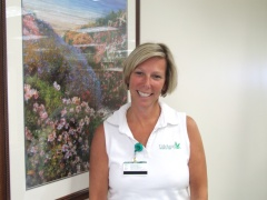 Jill Campbell, Gilchrist Hospice Care RN