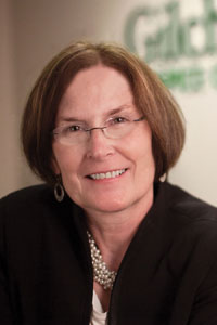 Catherine Hamel, President & CEO, Gilchrist Hospice Care