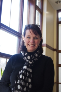 Amy Lamoure, Gilchrist Hospice Care Social Worker