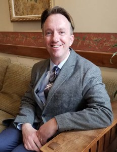 Ted Blankenship, Development Director - Gilchrist Center Baltimore