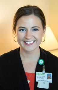 Megan Mitchell Gilchrist Intern