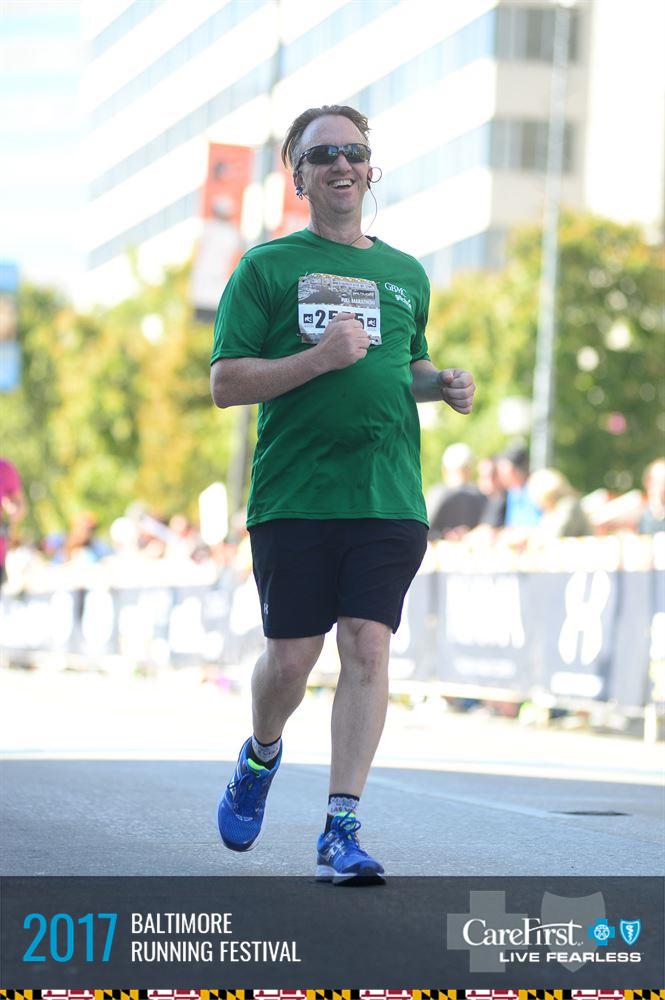 Ted Blankenship 2 Marathon 2017